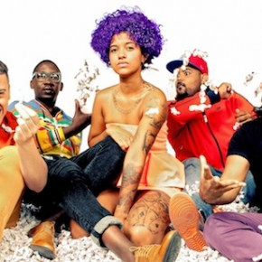 BURAKA SOM SISTEMA AND ENCHUFADA BRING TROPICAL VIBES TO CASA DA MSICA!